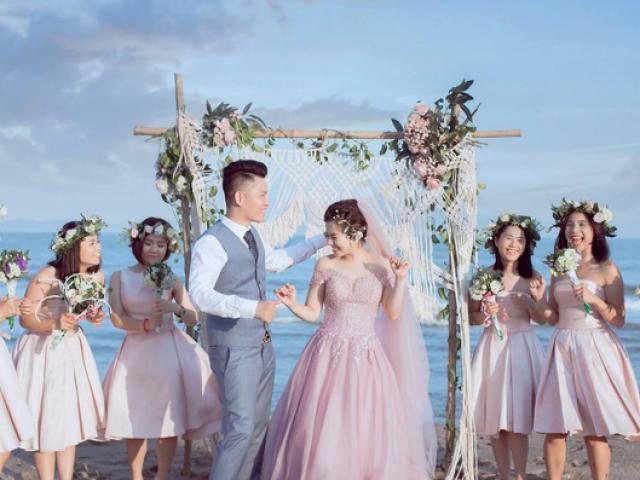 Bộ ảnh cưới bão like và câu chuyện tình sau 10 năm lại tìm về bên nhau