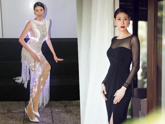 Ăn kiêng giữ dáng xưa rồi, Hoa hậu 3 con Hà Kiều Anh mách nước là phải gen bụng cơ!