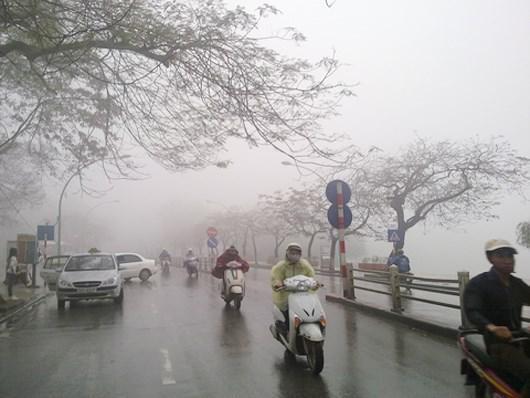 Tin không khí lạnh mới nhất: Hà Nội chìm trong mưa rét, Sapa xuống 8 độ C
