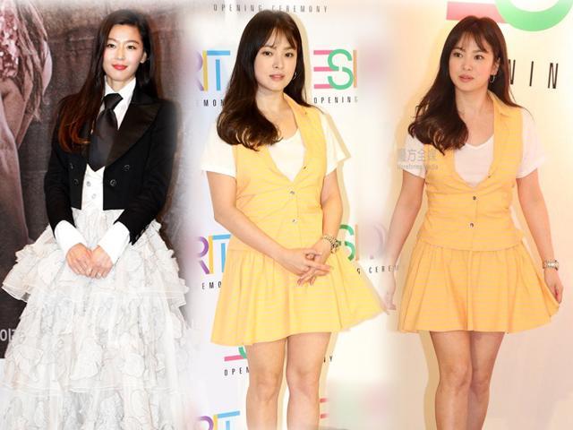 Song Hye Kyo, mợ chảnh Jun Ji Hyun cũng không ít phen phá giá đồ hiệu!