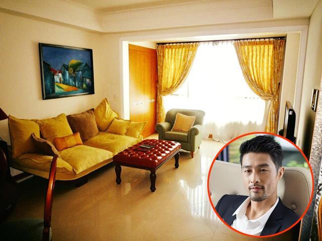 Bất ngờ với nội thất quá đỗi giản dị trong căn hộ đắt giá của tài tử Johnny Trí Nguyễn