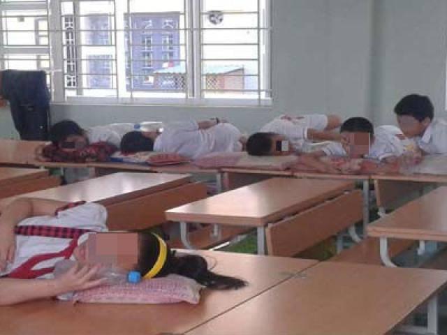 Bệnh lạ 9 học sinh ở Bắc Kạn mắc phải có thể lây và phát thành dịch trong tập thể