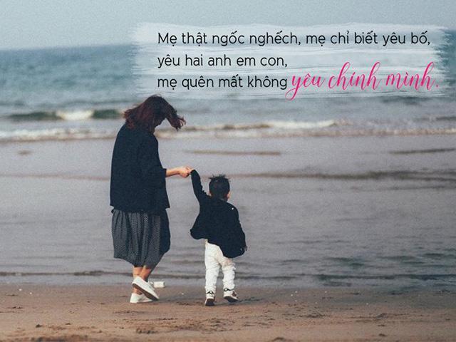 Hành trình của một người mẹ đơn thân: Cảm ơn anh vì đã rời xa em!