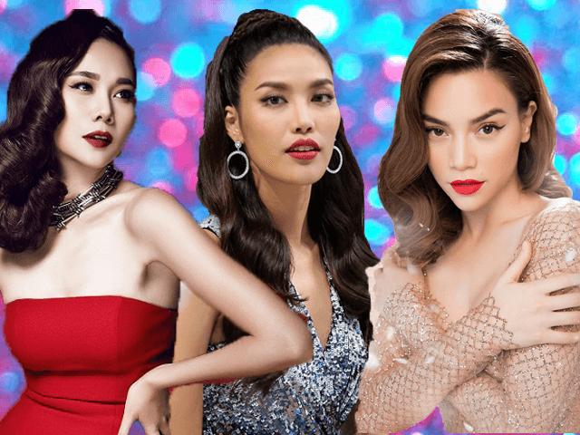 Điểm mặt gọi tên loạt mỹ nhân Việt diện chuẩn xu hướng son môi nhất 2017