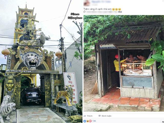 Điểm mặt những ngôi nhà Việt từng gây tranh cãi dữ dội, thị phi nhất MXH 2017