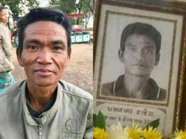 Người đàn ông trở về sau 7 tháng làm lễ hỏa táng khiến cả gia đình choáng váng