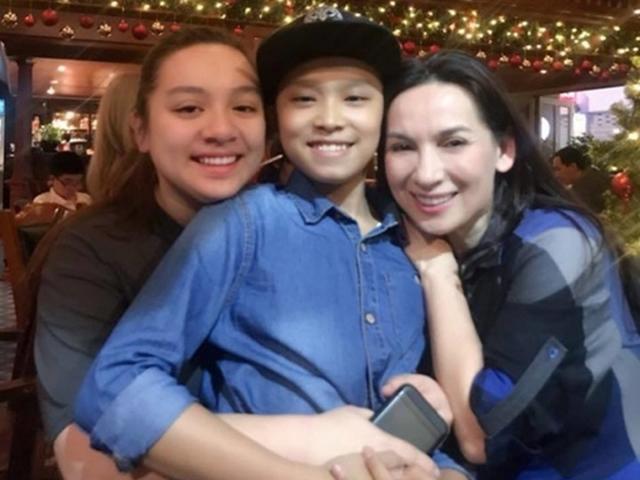 Con gái ruột Phi Nhung lần đầu về Việt Nam, hội ngộ cùng mẹ trong dịp Giáng sinh