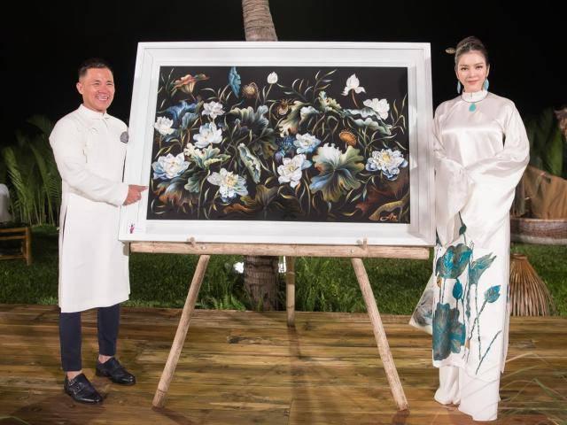 Lộ clip Lý Nhã Kỳ chặt chém Hoa hậu Đại Dương trong sự kiện đấu giá từ thiện