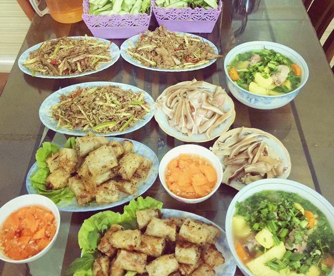 9x xinh dep chia se nhung bua com day ap mon ngon, chi 25 nghin dong/nguoi - 6