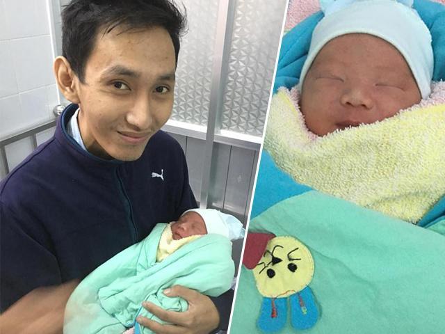 Trải lòng của ông bố ung thư giai đoạn cuối chiến đấu từng ngày để được thấy con chào đời