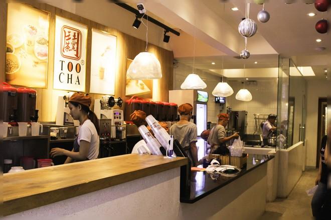 TooCha khuyến mãi khủng giá 9K làm khuynh đảo tín đồ trà sữa