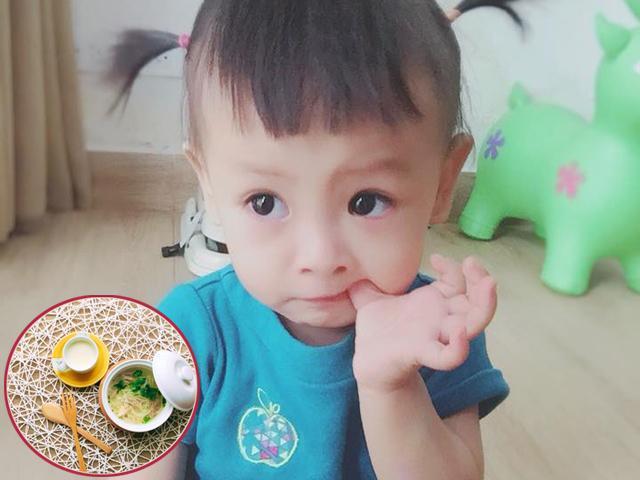 Mẹ Hà Thành mách cách nấu 7 món ăn sáng siêu ngon cho bé chỉ trong 10 phút