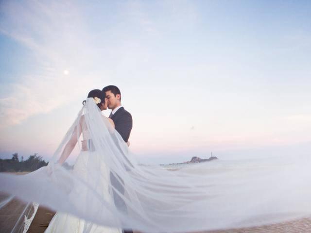 Để có tấm ảnh cưới để đời, các cô dâu đã chịu chơi thế nào?