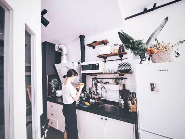 30 tuổi vẫn độc thân, 8X vét hết tiền mua lại căn nhà 38m² và biến nó thành thiên đường