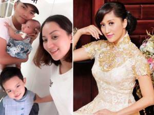 """Sao Việt 24h: Khánh Thi than già, Phan Hiển nói một câu khiến chị em """"ghen tị"""""""
