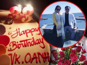 """Chồng Vy Oanh - """"Kỹ sư xây dựng khô queo"""" nhưng vẫn biết làm điều lãng mạn với vợ"""