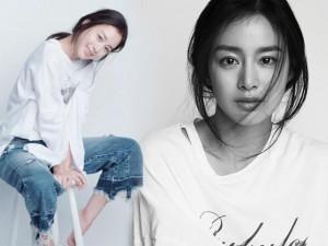 Bước sang tuổi 38, Kim Tae Hee thừa nhận cô bắt đầu có dấu hiệu lão hóa