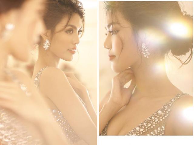 Lan Khuê nhá hàng 3 mẫu váy cưới cực xinh của cô nàng trước ngày theo chàng về dinh