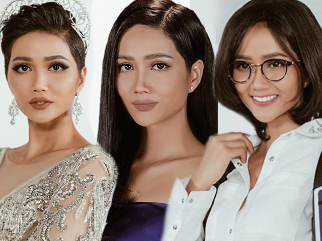 HHen Niê hỏi ý người hâm mộ về tóc tai trước thềm Miss Universe và đây là cái kết!