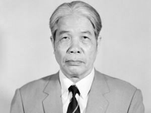 Nguyên Tổng Bí thư Đỗ Mười từ trần, hưởng thọ 101 tuổi