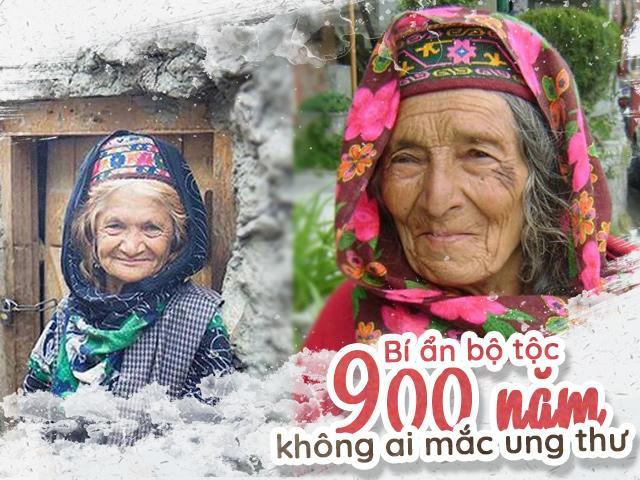 Bí mật về bộ tộc 900 năm không ai mắc ung thư, tuổi thọ trung bình là 120 tuổi