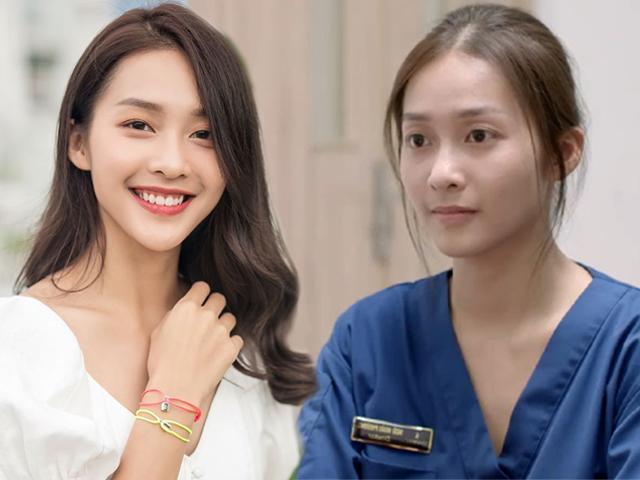 Ngoài đời là mỹ nhân, vào vai nhân vật của Song Hye Kyo, Khả Ngân bị chê kém sắc vì...