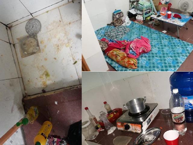 Khiếp sợ cảnh nhà trọ như bãi rác, cô gái lên mạng xin cách trị chúa ở bẩn cùng phòng