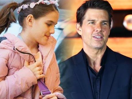 Tom Cruise thực sự bỏ rơi Suri: Được phép bên con 10 ngày mỗi tháng nhưng không gặp