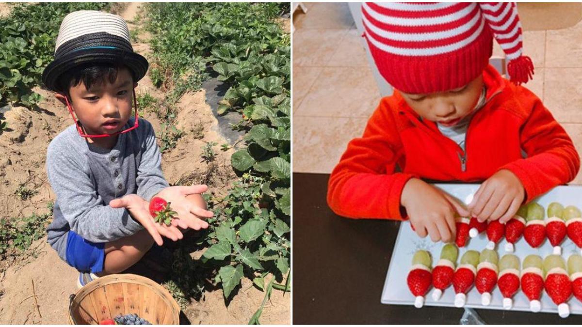 dafa080027f Mẹ Việt ở Mỹ dạy con từ trẻ tự kỷ trở thành học sinh xuất sắc nhất lớp-Làm  mẹ