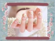 """Làm đẹp - Cập nhật 12 mẫu nail đẹp """"sưởi ấm"""" mọi ánh nhìn trong những ngày Thu - Đông"""
