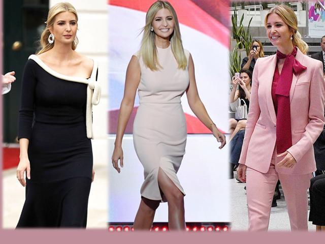 Mẹ kế hay bị chê mặc lỗi nhưng ái nữ nhà TT Trump đã 3 con vẫn mặc cực chuẩn
