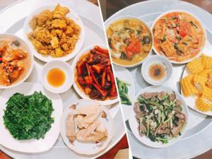 9x chia sẻ những bữa cơm 5 người chỉ nấu trong hơn nửa tiếng, bố mẹ chồng cũng trầm trồ