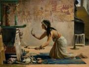 Hóa ra hơn 3500 về trước, chị em phụ nữ đã thử thai bằng... lúa