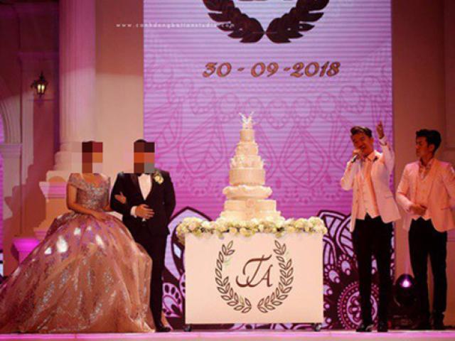 Đám cưới khủng thuê Đàm Vĩnh Hưng làm MC ở Đà Nẵng: Bố của chú rể lên tiếng