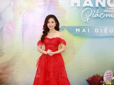 """Mai Diệu Ly: """"Hà Nội giúp tôi gặp gỡ tình yêu của cuộc đời mình"""""""