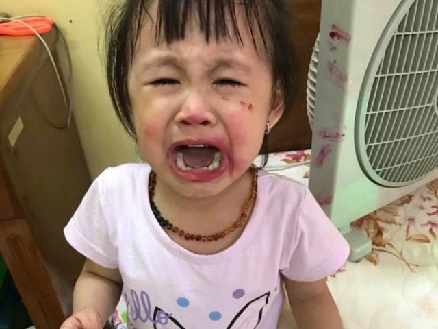 Mẹ bỉm sữa thi nhau đăng ảnh các con, phần đa là khoảnh khắc cười ra nước mắt