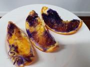Tin tức - Người mẹ trẻ hốt hoảng vì quả cam tươi ngon bỗng chuyển màu như đổ thuốc nhuộm
