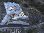 Vợ chồng trẻ xây nhà méo xẹo mà vẫn tiện nghi hết chỗ chê