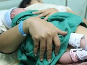 """Đau đẻ như  """" chết đi sống lại """" , mẹ kiệt sức vẫn phải lên bàn mổ lấy thai"""