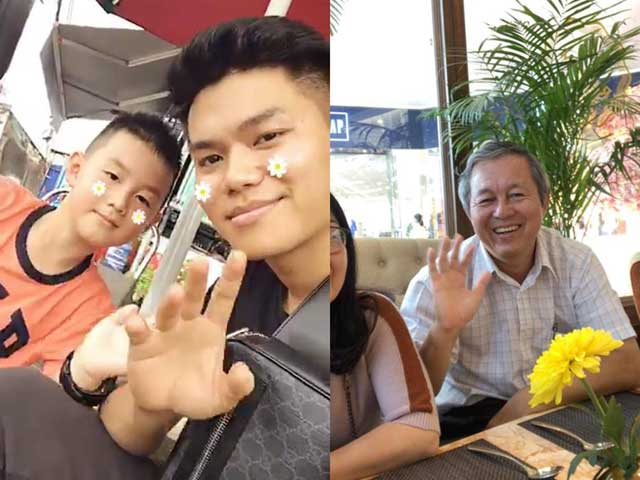 Sao Việt 24h: Bố mẹ Lê Phương xúc động khi được con rể đưa đi kiểm tra sức khỏe
