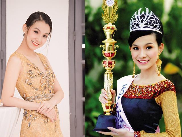 Đăng quang Hoa hậu đã 10 năm, Thùy Lâm vẫn trẻ đẹp như lần đầu đội vương miện