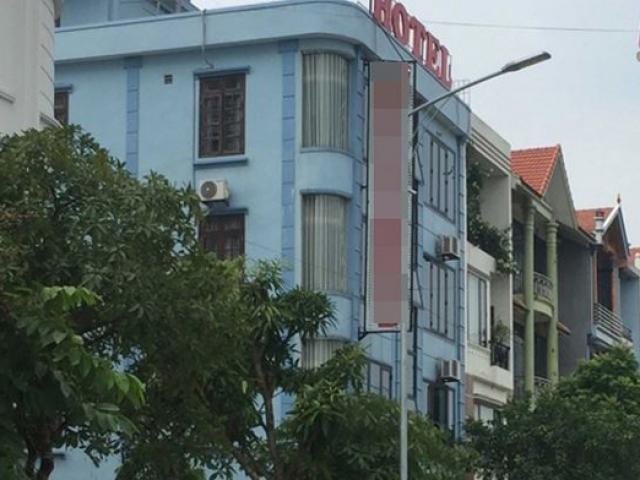 Diễn biến mới vụ nữ sinh lớp 9 bị xâm hại tập thể ở khách sạn Thái Bình