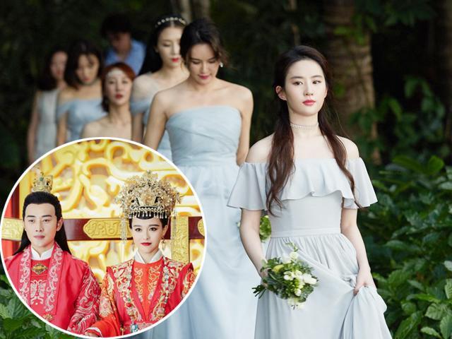 Lưu Diệc Phi liệu có trở thành tội đồ trong đám cưới của bạn thân Đường Yên?