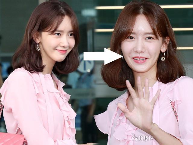 Ngôi sao 24/7: Vỡ mộng trước bức ảnh nhan sắc thực của nữ thần nhan sắc Yoona