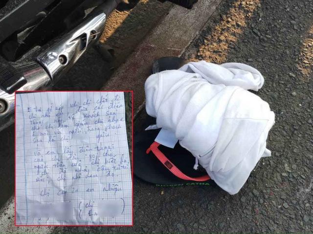 Cô gái để lại lá thư nhảy cầu Sài Gòn rồi bỏ đi: Hé lộ tình tiết bất ngờ
