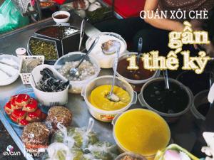 Gió mùa lại nhớ hương vị dẻo thơm của quán xôi chè gần một thế kỷ nổi tiếng Hà thành