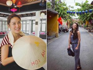 """Ngôi sao 24/7: Đá bạn trai đại gia vì bị phản bội, HH Hong Kong đến Hội An """"giải sầu"""""""