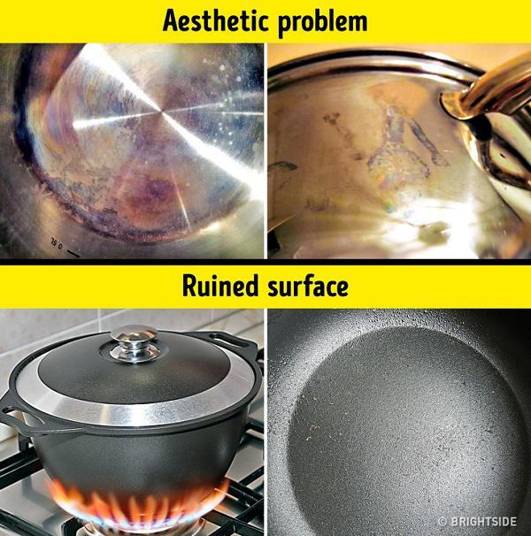 """11 thói quen """"tai hại"""" phải bỏ ngay lập tức nếu không muốn đồ dùng nhà bếp nhanh hỏng"""