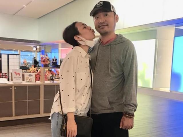 Suýt quên sinh nhật chồng Tiến Luật, Thu Trang đòi tự gói mình làm quà