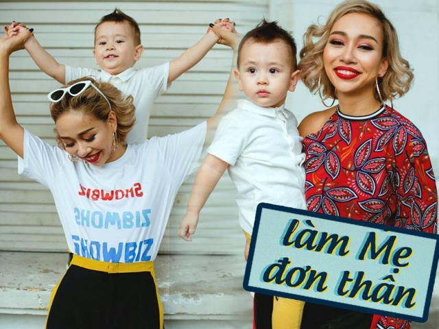 Mẹ đơn thân Thảo Trang: Mọi quyết định cuộc đời tôi đều đúng, kể cả việc không có chồng
